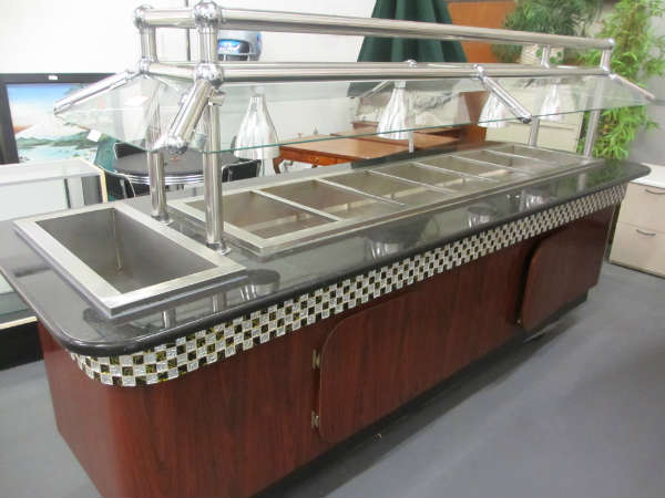 The Catering Equipment Company Hot Carvery And Buffet Display