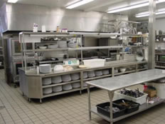 Superieur Hotel Kitchens